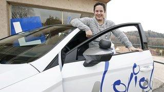 Embouteillage dans le secteur des auto-écoles