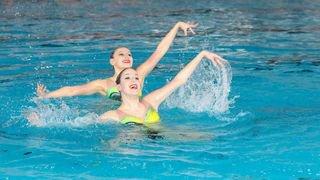 Deux Morgiennes championnes suisses de natation synchronisée