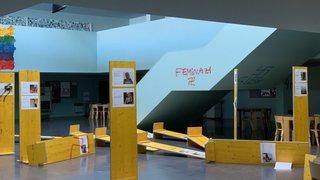 Gymnase de Morges: les auteurs des graffitis identifiés