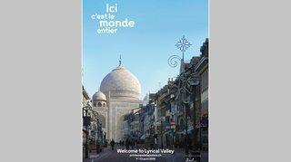 Morges: le temple remplacé par le Taj Mahal