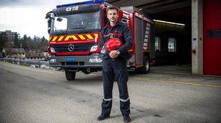 Le nouveau chef des pompiers de Saint-Cergue s'est laissé convaincre