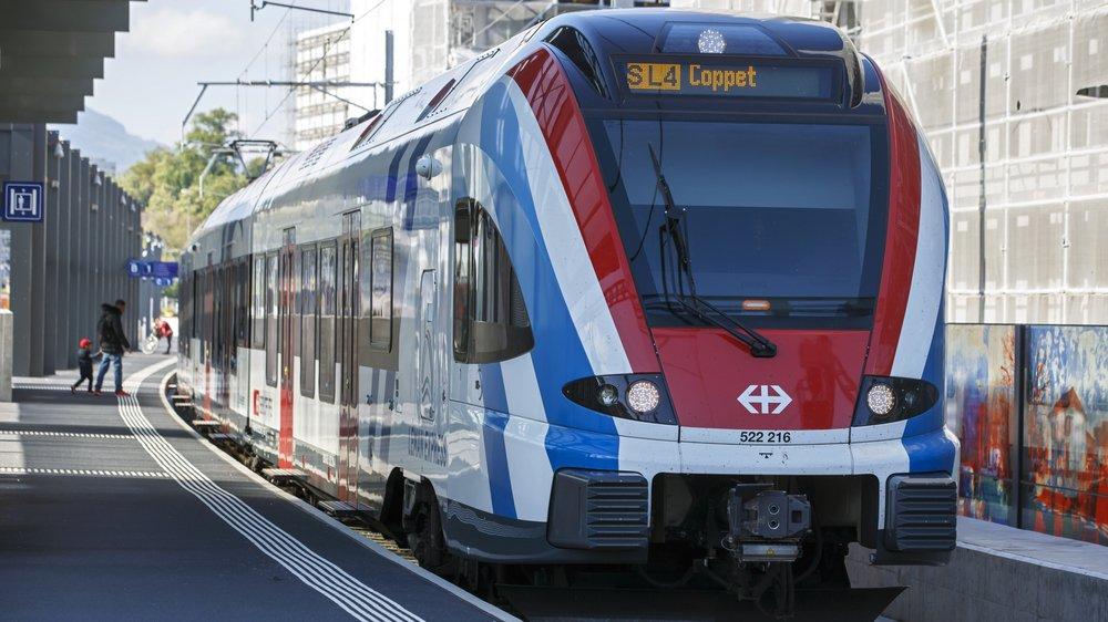 Grâce au Léman Express, Coppet sera directement connectée à la France voisine.