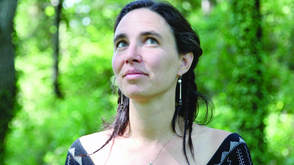 Douna Loup: «Ce livre se voulait l'exploration de ce qu'est une femme»