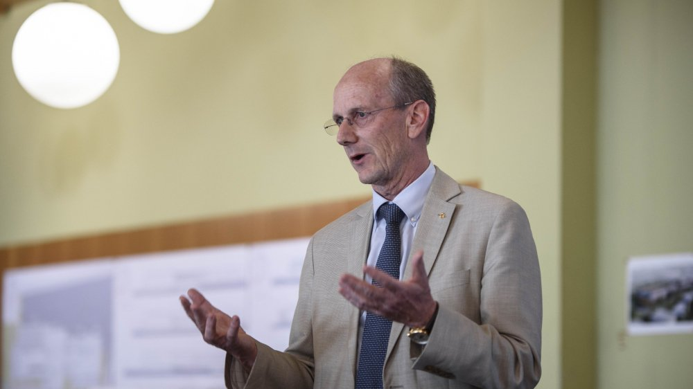 Président de la direction générale de la holding, Jean-Claude Vaucher quittera le groupe Schenk à fin août.