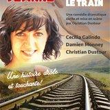Jeanne prend le train