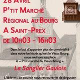 Petit marché de Saint-Prex