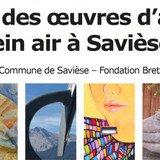 Balade commentée des œuvres d'art en plein air à Savièse