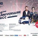 100ème anniversaire du HCC