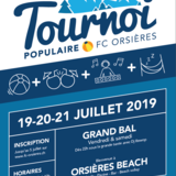Tournoi populaire du FC Orsières