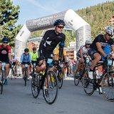Alpine cycling festival et son tour des stations