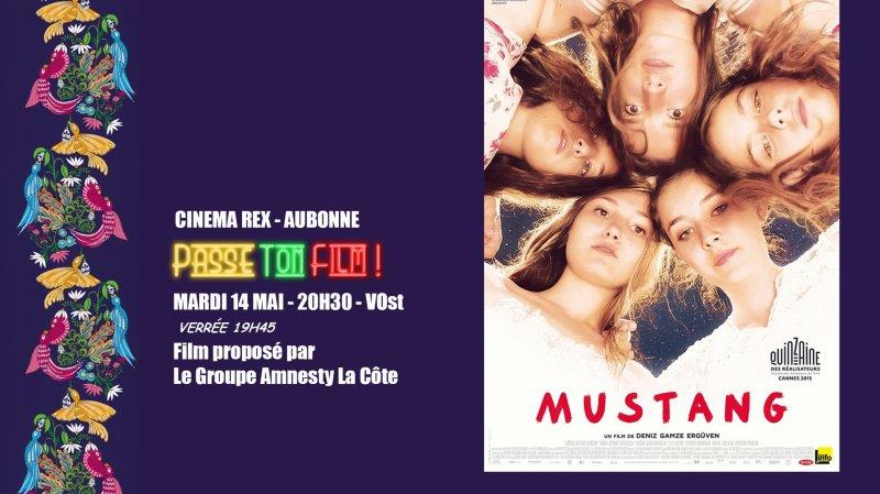 """Film """"Mustang"""" au cinéma Rex d'Aubonne"""