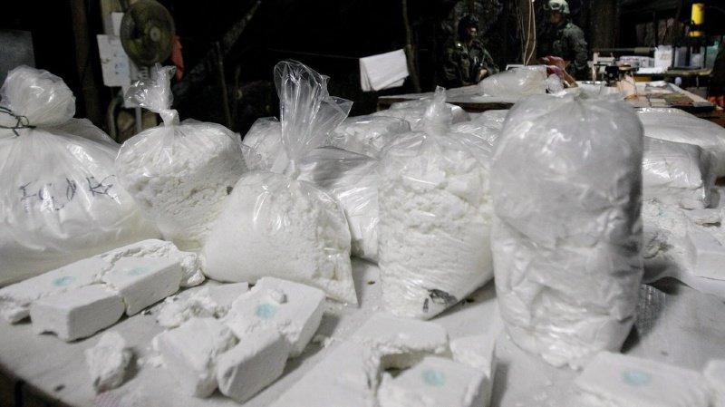 Drogues: plus d'amendes à St-Gall pour de petites quantités de cocaïne