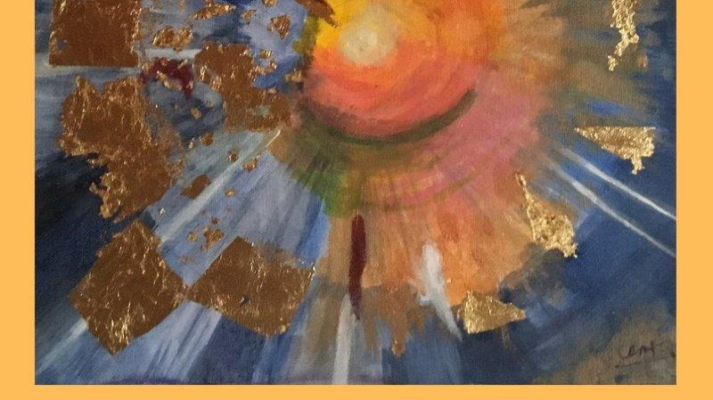 "Exposition ""Créations texturées"" - Christiane Rais"