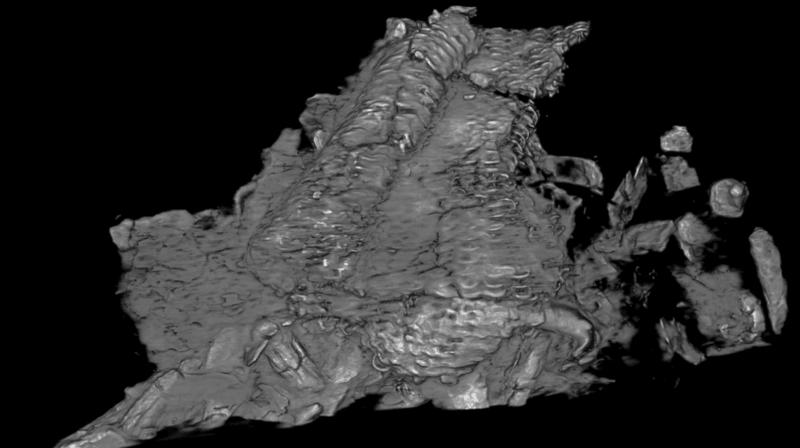 Archéologie: l'EPFL dévoile le secret d'une cotte de mailles gauloise grâce aux rayons X