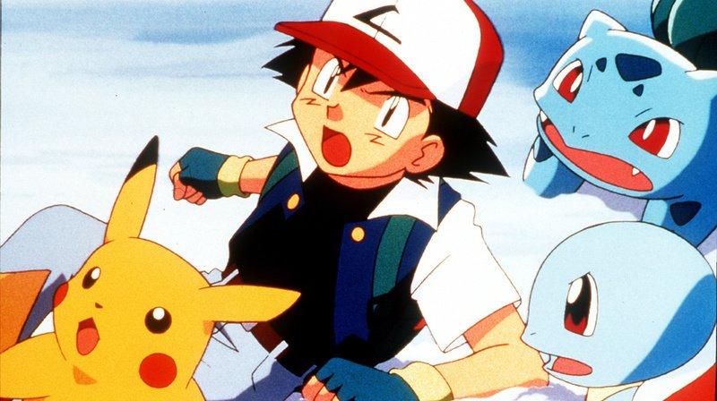 Recherche: jouer à Pokémon dans son enfance peut avoir développé une zone unique dans le cerveau