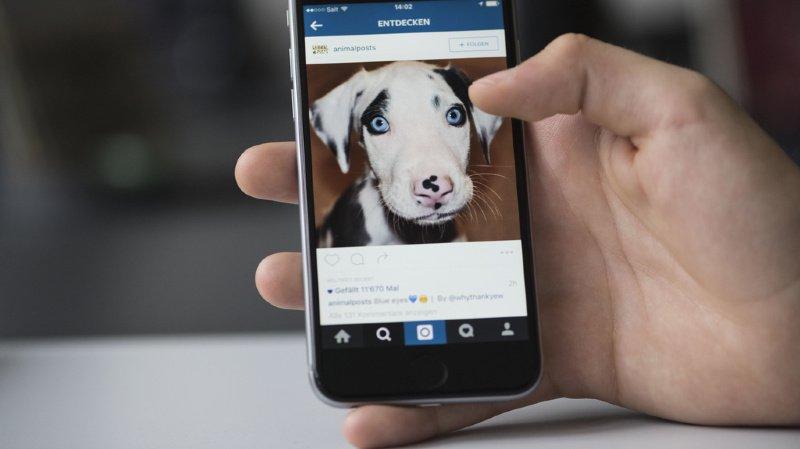 Instagram cherche à réduire l'esprit de compétition entre les utilisateurs. (illustration)