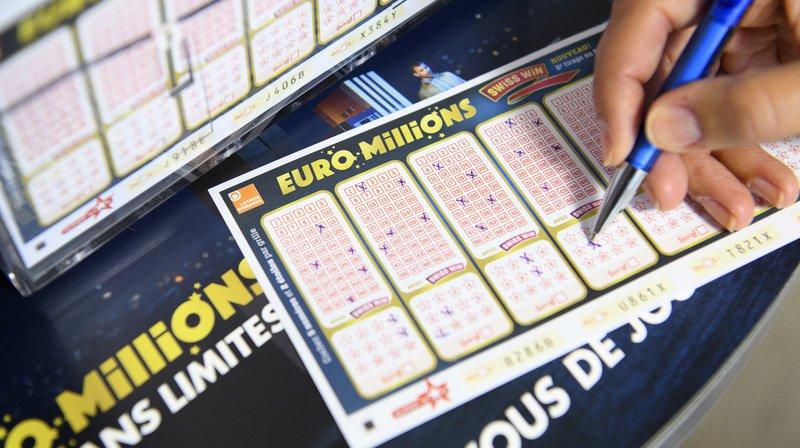 Euro Millions: un joueur a remporté près de 29 millions de francs