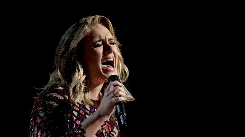 La chanteuse Adele s'était mariée en 2016 après des années de relation.