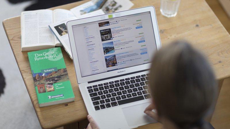 Hôtellerie suisse: de plus en plus de commissions versées aux sites de réservations en ligne