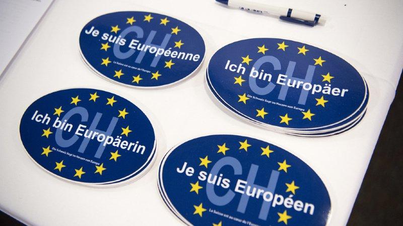 Suisse-UE: le NOMES veut que le Conseil fédéral clarifie sa relation avec Bruxelles