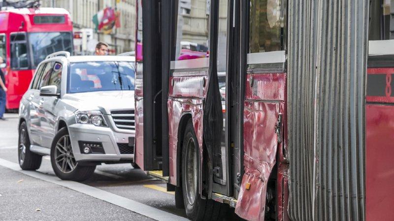Sécurité: voyager en transports publics reste très sûr en Suisse