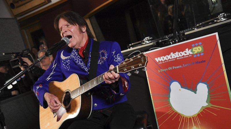 Musique: le festival des 50 ans de Woodstock pourrait être annulé