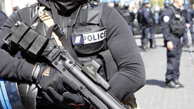 France: attentat contre la police déjoué, plusieurs interpellations