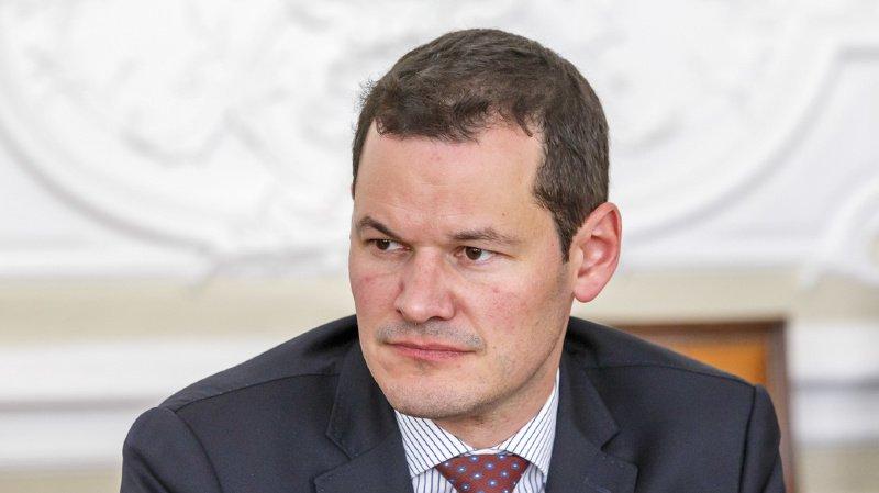 Affaire Maudet: deux initiatives sont lancées pour destituer le conseiller d'Etat