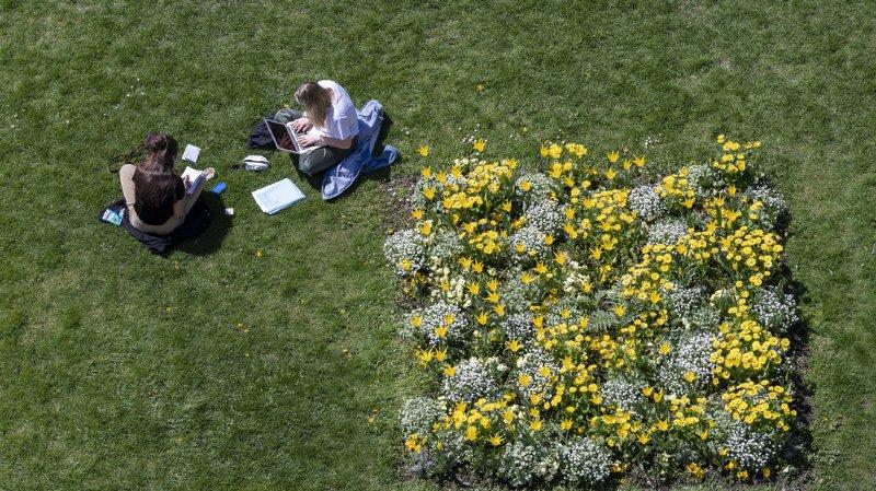 Suisse: samedi et dimanche les journées les plus chaudes de l'année