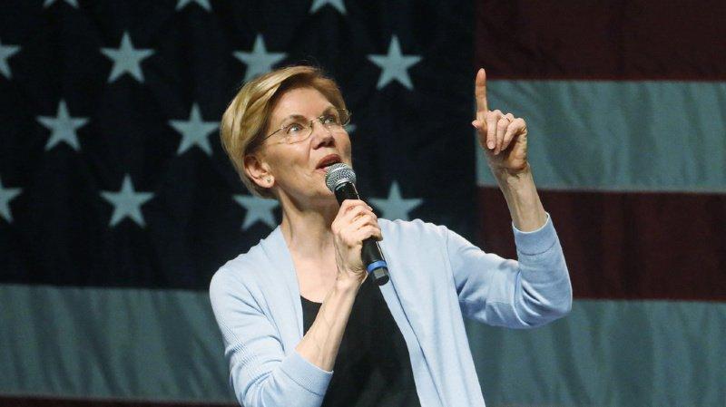 Etats-Unis: la sénatrice et candidate démocrate Elizabeth Warren demande la destitution de Trump