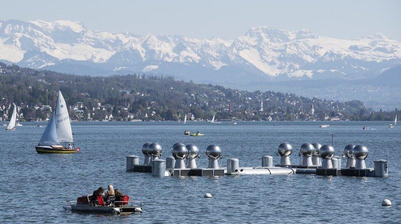 Le week-end pascal a été particulièrement doux dans toute la Suisse.