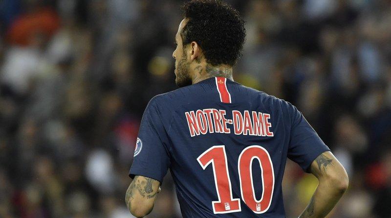Ligue des Champions - PSG: Neymar suspendu trois matches