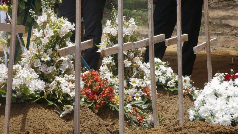 Les attentats de dimanche au Sri Lanka ont fait au moins 45 victimes parmi les enfants, dont un âgé de 18 mois.