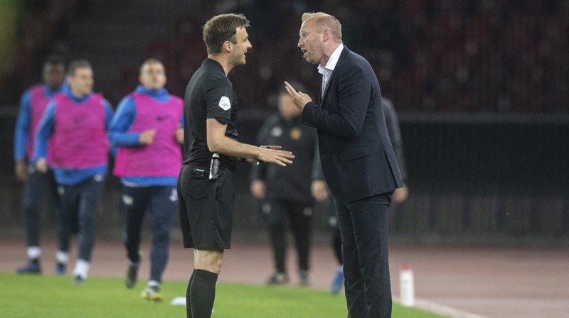Football – Coupe de Suisse: Ludovic Magnin suspendu trois matches, le FCZ fait appel