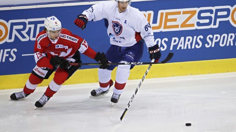Hockey sur glace: la France surprend la Suisse et prend sa revanche