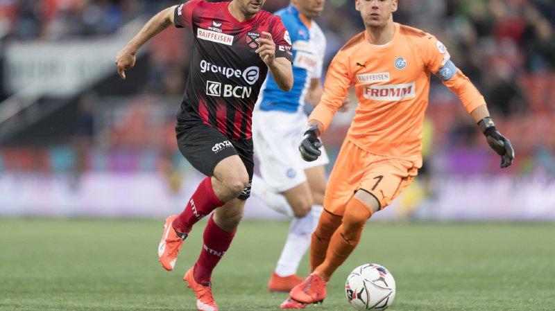 Football: mission presque accomplie pour Xamax