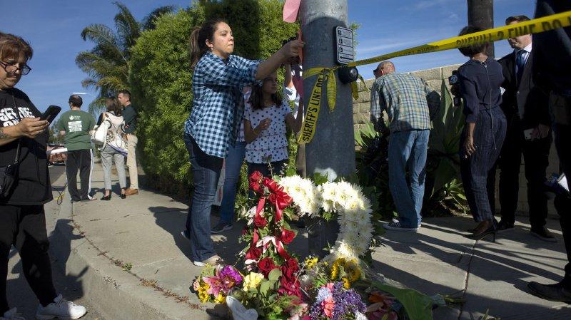 Etats-Unis: un mort et trois blessés lors d'une fusillade dans une synagogue de Californie
