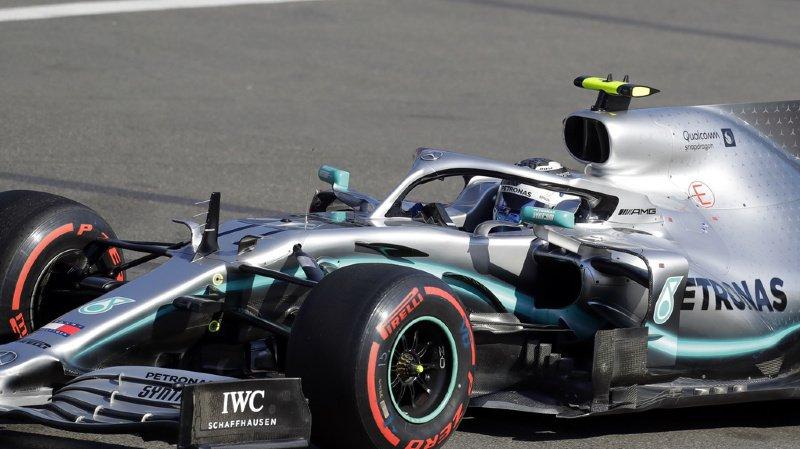 Ce succès, le cinquième pour Bottas en formule 1, lui permet de reprendre la tête du championnat, avec un point d'avance sur Hamilton.