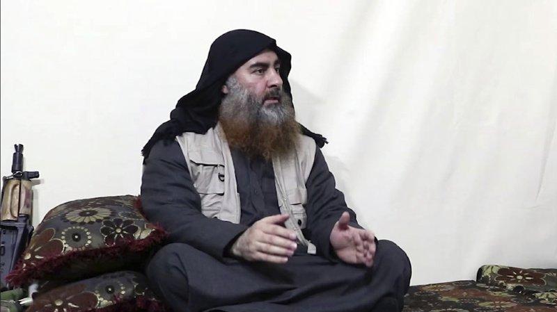 Terrorisme: le chef de l'EI apparaît pour la première fois en 5 ans dans une vidéo