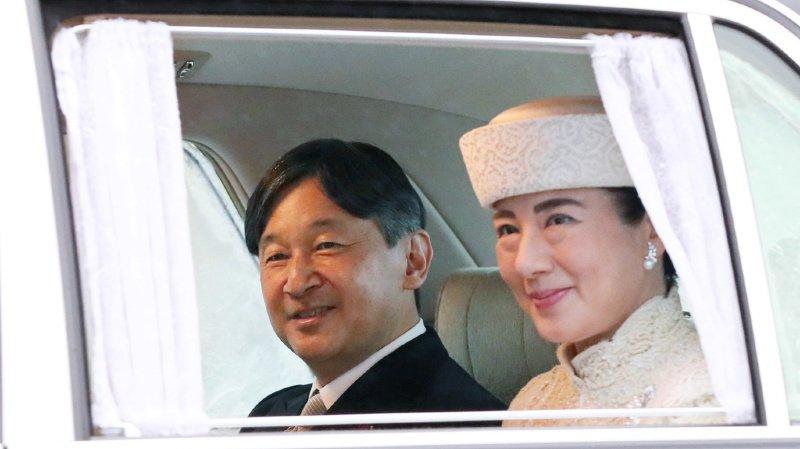 Japon: Naruhito devient empereur du Japon, début de l'ère de la belle harmonie