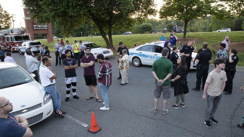 Etats-Unis: deux morts dans une fusillade à l'université de Caroline du Nord