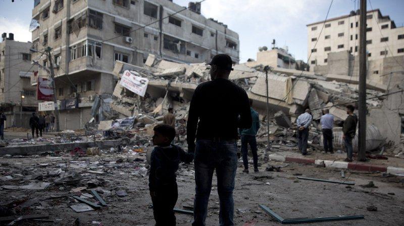 Proche-Orient: nouvelle escalade de violence entre Israéliens et Palestiniens, au moins 23 morts
