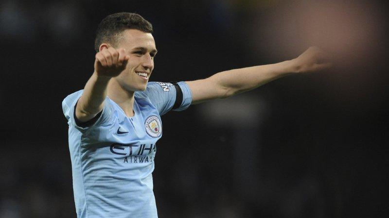 Football - Angleterre: Manchester City repasse devant Liverpool à une journée de la fin du championnat