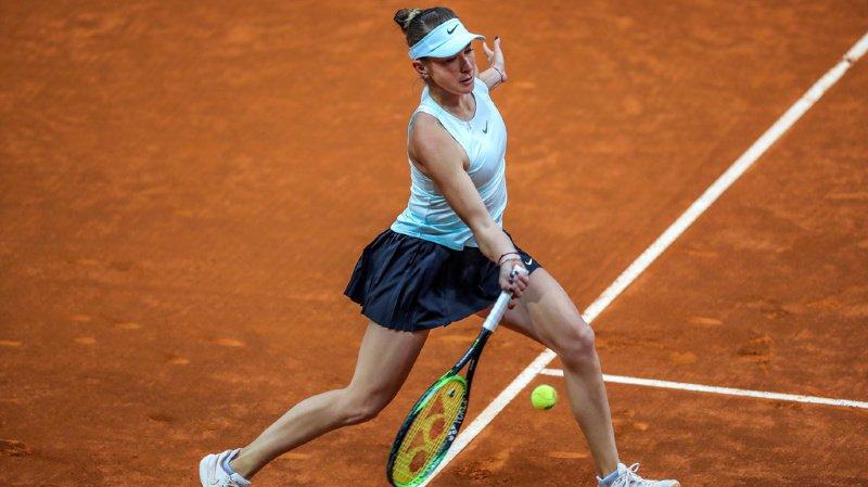 Tennis - WTA de Madrid: Belinda Bencic gagne au bout de la nuit et se qualifie pour les 8es de finale