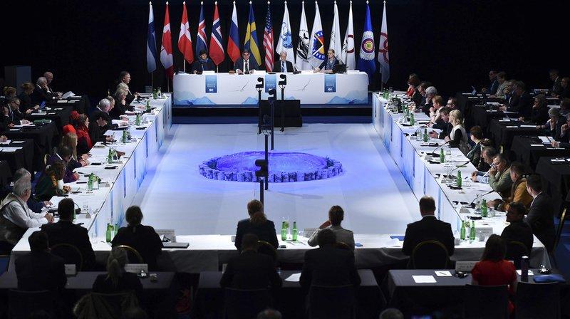 Conseil de l'Arctique: les Etats-Unis refusent de mentionner le changement climatique dans le texte