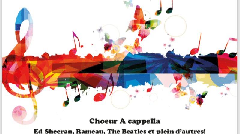 "Chorale ""DOPAMINE"" - Concert annuel"