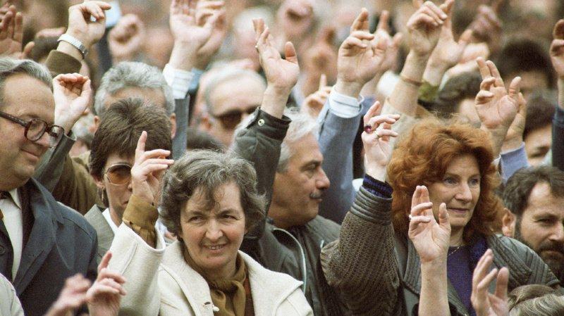 Le 28 avril 1991, toutes les Suissesses ont enfin pu voter au niveau cantonal.