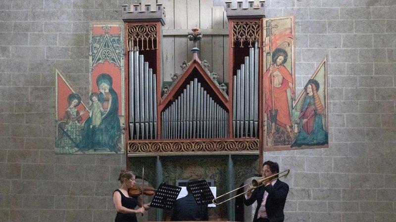 Festival international de l'orgue ancien de Valère