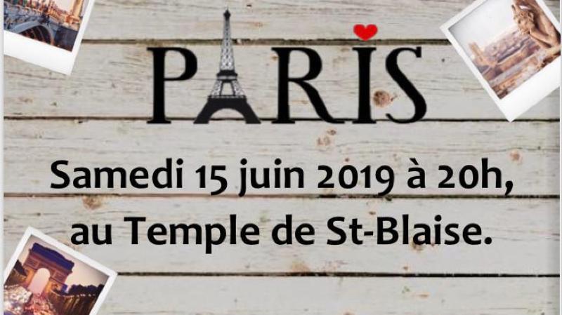 Les cordes sensibles chantent Paris