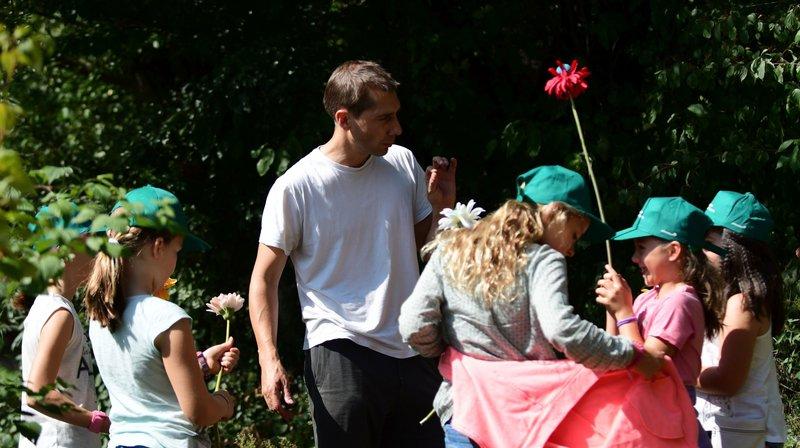 Avec ses courses d'école gratuites, l'Arboretum tape dans le mille